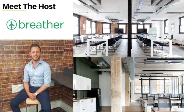 Meet the host: Breather