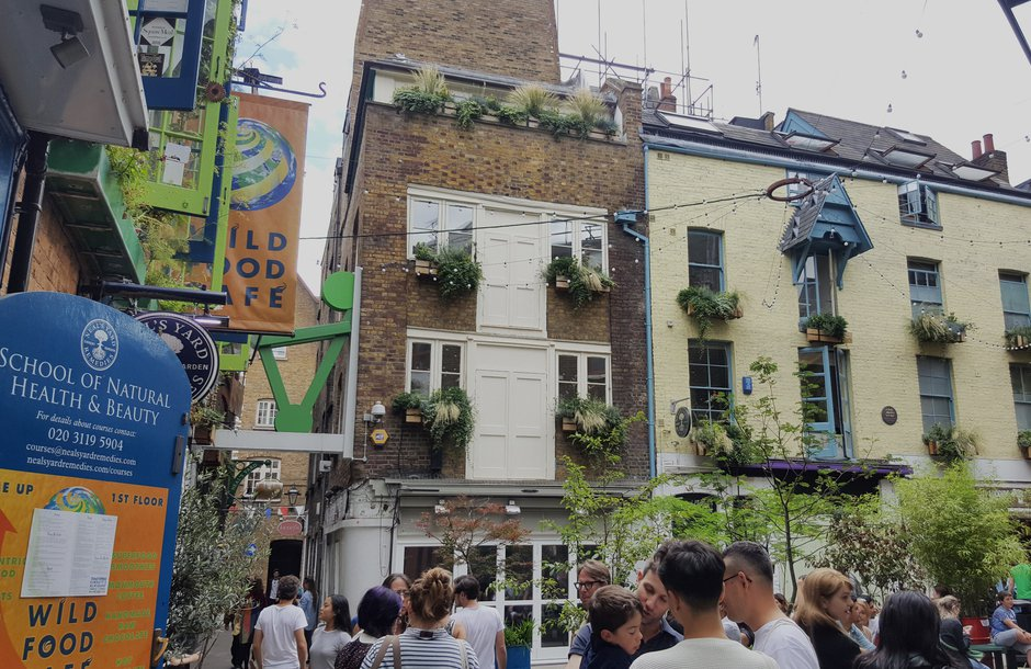 Workpad - Covent Garden - Neal's Yard