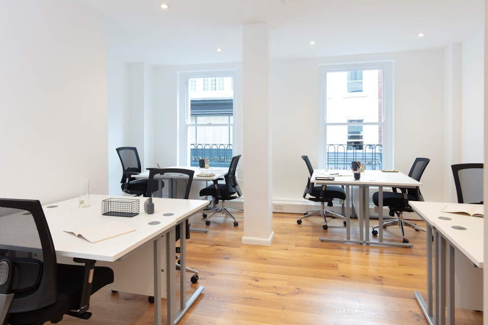 Workpad - Mayfair - South Molton Street 2
