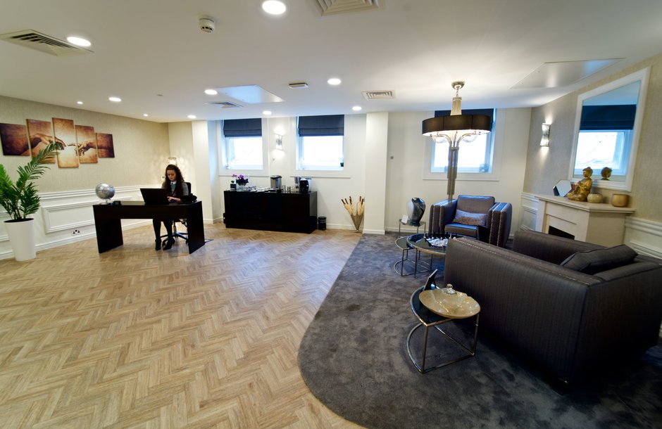 Finsbury House – Liverpool Street